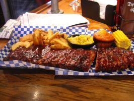 Famous Dave's Full Rack by BigMac1212