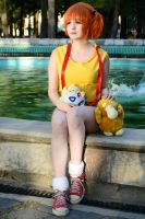 Misty pokemon cosplay by sanchanclau
