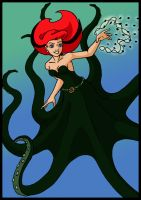 What If? Ariel by whisperelmwood