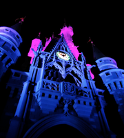 Cinderella Castle by julieexann