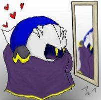 Meta Knight Loves... by Ms-Silver