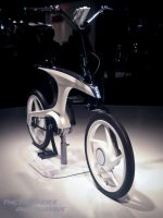 The Future Bike : Honda Concept Bike by thetrackers