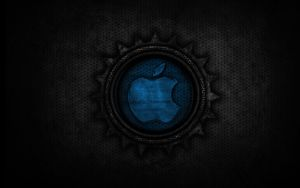 Apple Wallpaper by N-3-k-Y