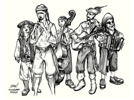 Bootstrappers by ArtbyMaryC