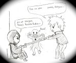 Bleach100Themes-1:The Destined Meeting! by PeachBerryDivision
