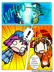Touhou Ball Z - The ultimate fusion! by overlibertyshead