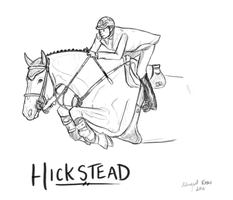 hickstead by Grapeling