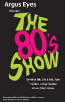 The 80s Show Poster by Butterflier00