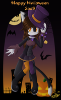 .:: Halloween 2oo9 ::. by ShadowSinty