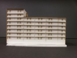 Baltimore Housing - Final Model South View by Nayias01