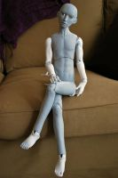 BJD Cyriak: first doll completed by FreakStyleBJD