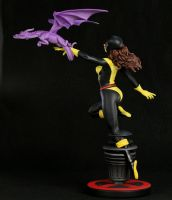 Kitty Pryde painted 2 by rvbhal