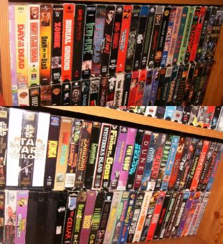 The Collection: Shelf Five by The-Great-MM