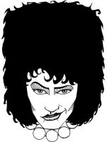 Dr. Frank-N-Furter by jaffaanonymous