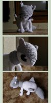 Crochet Siberyi Plushie AT by Taikxo