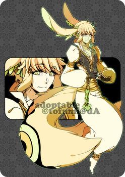 Adoptable: Hayal Species 07 [CLOSED] by tofumi