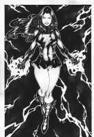 Celino: Mary Marvel by comiconart