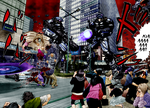 GANTZ Invasion Final Phase by BrkHeaven