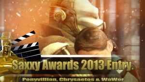 [Saxxy Awards: The Third Annual] A Kiss Goodbye by WaWor