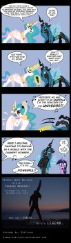 Queen of the Universe by Niban-Destikim