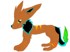 Fox-like design.:CE:. by stellarbuck