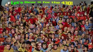 Let's Hear it for the 430. by Therese-B