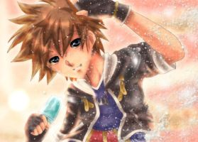 HAWT SORA FOR JIMMY by akayashi