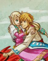 Skyward Sword by Meibatsu