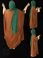 Arab's old style clothes 10 by Mustafa-H