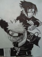 Sasuke Completed XD by Crisk1612