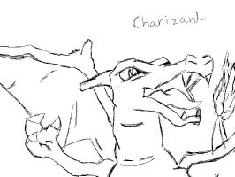 Charizard by Andreas0047