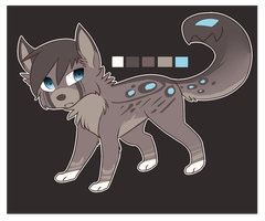 Tailmouth Adoptable Auction by Darkaiya