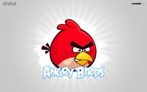 Angry Birds - red by abardaad