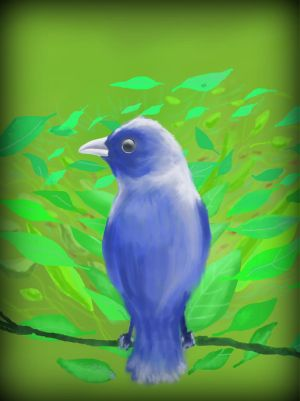 Blue Bird by philippeL