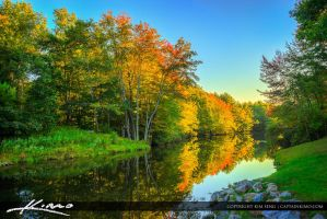 Mill-Brook-Old-Orchard-Beach-Maine by CaptainKimo