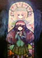 Stained Glass by Tamago101