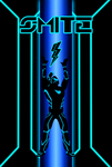 Smite/Tron Poster by BarefootDesign