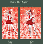 Draw This Again: Prima Paquita by chaosisters147