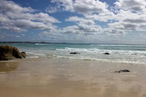 STOCK Coolangatta Beach 073 by fillyrox