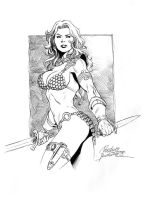 Red Sonja 3 by Buchemi