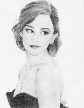 Emma Watson by Rin-luver