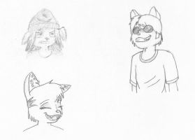 Some New Characters by Explosion4295