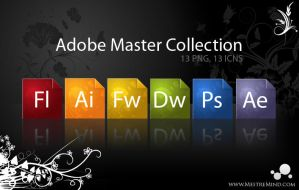 Adobe Master Collection by FilhoDaMAEx2