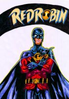 Red Robin cover 13# finished by SMLtheGRartist