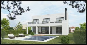 Country House 04 by Architecture-Digital