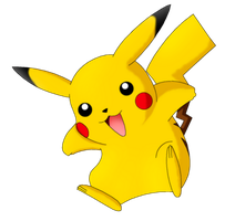 50 Pokemon #9-Pikachu by MegBeth