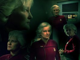 Admiral Janeway by IconicMoronic