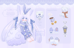 {OPEN} Wingupuff x TAMED // Amelia by ValyrianAdopts