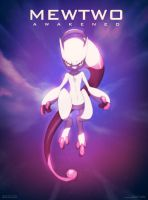 Pokemon XY | New Mewtwo Form by moxie2D