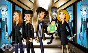 The Wedding of River Song by CPD-91